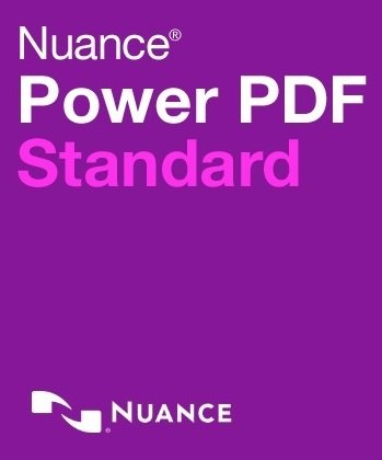 Nuance Power PDF 2.0 Standard DEUTSCH - WINDOWS - Vollversion - PKC - Lizenz (inkl. PDF Converter for MAC 5.0)