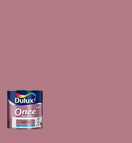dulux-once-matt-paint-for-walls-25-l-raspberry-diva