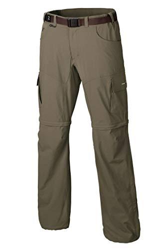 FERRINO Pantalon Ushuaia de Sortie Taille Homme Marron 48