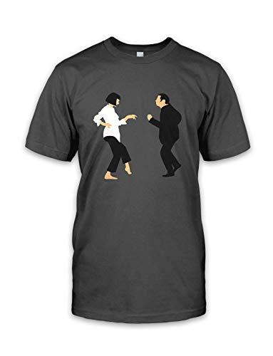 96c9ce0d1b net-shirts Daddy O T-Shirt Fiction Mia Wallace Vincent Vega Quentin Pulp  Tarantino