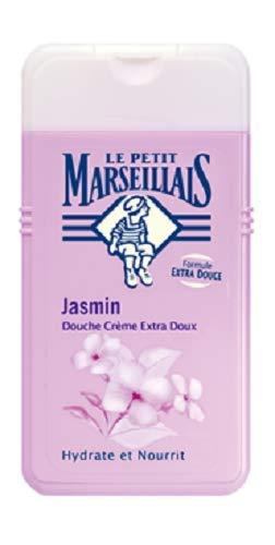 Le Petit Marseillais shower gel with Jasmin 250ml original from France by Le Petit Marseillais