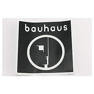 Aufkleber Bauhaus