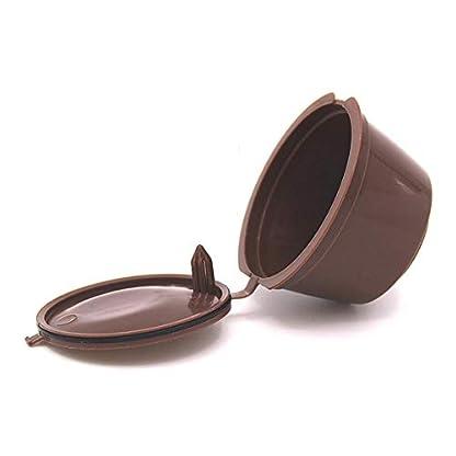 Filterkrbe-klein-wiederverwendbar-leer-Kaffeekapseln-Kunststoff-Nachfllkrbe-Espresso-Filter-Kapselschneider