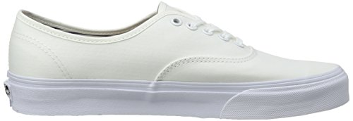 Vans Unisex-Erwachsene U Authentic High-Top Elfenbein (Blanc De Blanc)