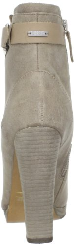 Diesel BERCY Y00487 PR080 Damen Fashion Halbstiefel & Stiefeletten Beige (Cobblestone)