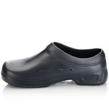 Shoes For Crews (Europe) Ltd Sfc Froggz Pro Vegetarian, Unisex - Erwachsene Schuhe Schwarz