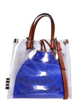 cc01a6b1f8 FELICIA BAG Borsa Manila Grace b033eu md660 Bluette ss19