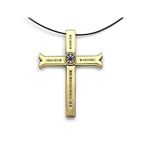 CoolChange One P. Halskette von Mihawk Dulacre | Kette mit Kreuz