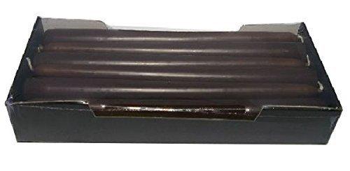 Wiedemann Lot de 50 Bougies Coniques en Corail 250//25 mm