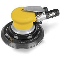 POWAIR0013 Druckluft Schleifer Exzenterschleifer Schleifmaschine Teller Ø150mm Hub 5mm