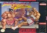 street fighter 2 II turbo super nintendo snes super nes video game