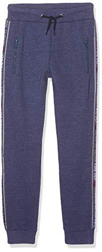 SALT AND PEPPER Jungen Trousers Fire Uni Hose, Blau (Dark Blue Melange 492), 104 (Herstellergröße: 104/110)