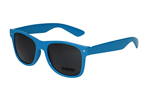 X-CRUZE 8-007 X0 Nerd Sonnenbrille Style Stil Retro Vintage Retro Unisex Herren Damen Männer Frauen...