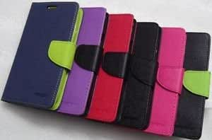 MERCURY WALLET STYLE FLIP DIARY CASE COVER FOR SAMSUNG CORE 2 (SM-G355H)