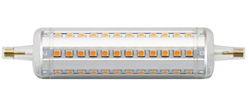 1200 Lumen dimmbar 10W LED 360° Leuchtmittel R7s-118mm warm-weiß 2700K