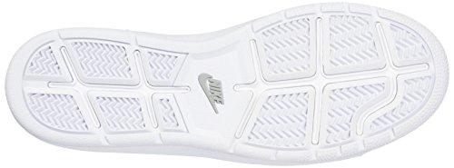 Nike Donna W Tennis Classic Ultra Prm scarpe sportive Argento (Metallic Silver/Metallic Silver)