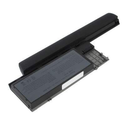 Battpit Laptop Akku für Dell Latitude D620 D630 D630c D630N D631 D631N D640 D830N Advanced Essential PC764 TD175 HX345 JD634 PP18L - [9 Zellen/6600mAh/73Wh]