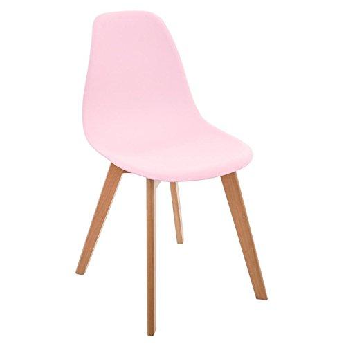 ATMOSPHERA - Chaise Rose en polypropylène - Pink