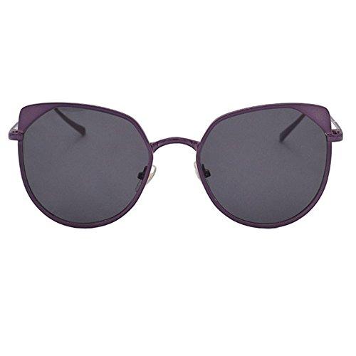 Luziang Europäische und amerikanische berühmten Sonnenbrillen Mode Damen Sonnenbrille Männer Fahren-groß-Kleidergröße Gläser,Fahren, Reisen, Outdoor-Sport