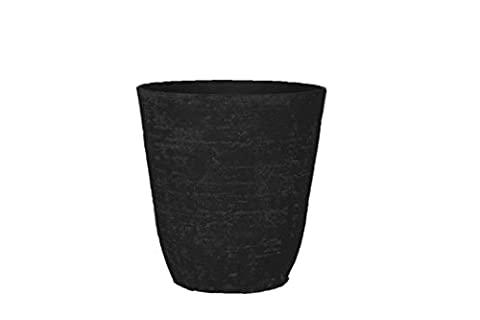Stone Light Antique AT Series Cast Stone Planter (Pack of 2), 17 by 17.5