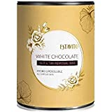 ESTAVITO White Chocolate Wax 800ml For Hair & Tan Removal (For Arms, Legs and Full body)