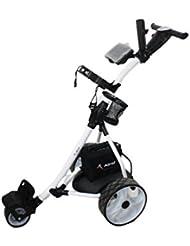 Kenrod Chariot de golf électrique|Golf Trolley | pliant | avec écran digital | automatique Couleur