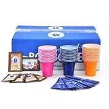 3 Kit accessori caffè Borbone (Ogni kit comprende:100 palette, 100 zucchero, 100 bicchierini)