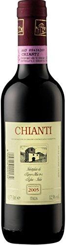 Chianti-wein-flasche (Chianti 'Renzo Masi' DOCG aus Italien/Toscana, Jahrgang 2016, (1 x 0,375 l))