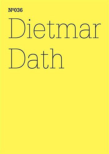 Dietmar Dath: Mädchenschönschriftaufgabe (dOCUMENTA (13): 100 Notes - 100 Thoughts, 100 Notizen - 100 Gedanken # 036) (dOCUMENTA (13): 100 Notizen - 100 Gedanken 36) (German Edition)