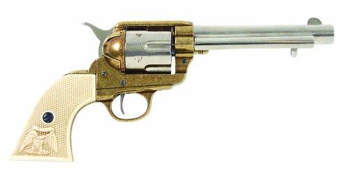 Colt Revolver Kunstharzgriff 1873 Peacemaker Kal. 45 5,5 Zoll messing -