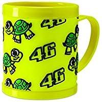 VR46 Tasse Turtle Plastic Mug VR|46 Valentino Rossi Offical Racing Apparel