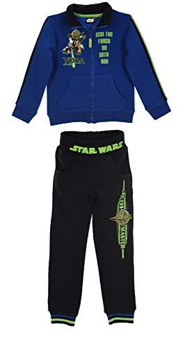 Star Wars niños Jogging Suit Azul
