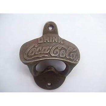 Coca Cola Cast Iron Bottle Opener