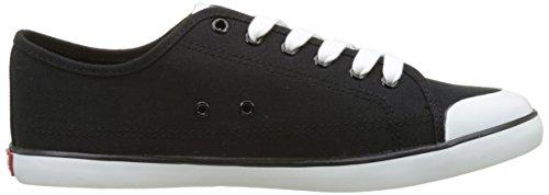 Levis Unisex Adulto Venice L Sneakers Nero (noir)