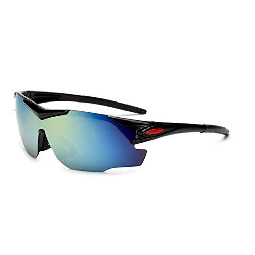 Lightpurple Reiten Mountainbike Motorrad Männer und Frauen reiten Winddicht Brille Winddicht Sand Sonnenbrille Laufen Wandern Glas (Color : D)