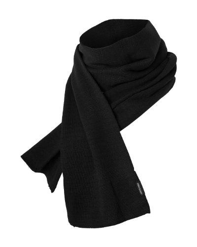 Urban-Classics-Basic-Scarf-Schal-schwarz-black-one-size