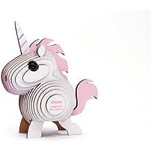 Dodo País 61126–Puzzle eugy–Unicorn