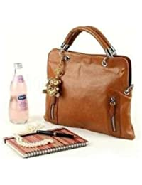 SLB Works Brand New New Women Handbag Shoulder Tote Purse PU Leather Women Messenger Hobo Bags