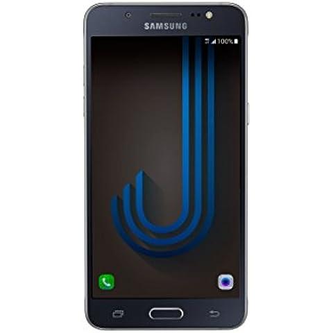 Samsung Galaxy J510 Smartphone, Dual SIM, 16 GB, Nero (16 Gb Dual Flash)