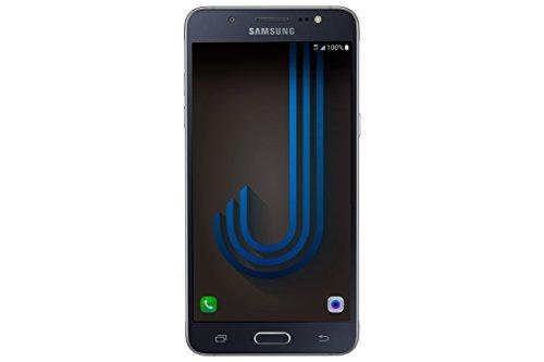Samsung SM-J510FZKUITV Galaxy J5 (2016) DUOS Smartphone 13,2 cm (5,2 Zoll) Touch-Display, 16 GB Speicher, Android 5.1) schwarz
