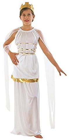 Child Fancy Dress Grecian Costume Large (146 - 158 cm) Age 11 - 13 (Göttin Kostüm Zubehör)