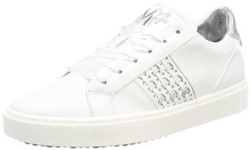 Maripe Damen 26597 Sneaker Weiß (Agnelotto Bianco) 41 EU