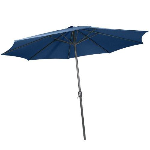 Miadomodo-Parasol-de-Jardin-Impermable-avec-Manivelle-TailleCouleur-au-Choix