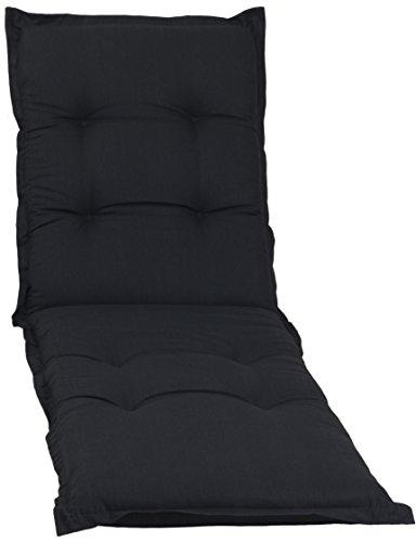 beo AU91 New York LI Luxus-Saumauflage für hochwertiger Bezug mit hoher Lichtechtheit, angenehmer Sitzkomfort Liegen, circa 195 x 62 cm, circa 7 cm dick