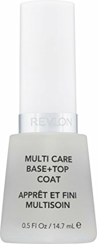 REVLON - 868992 - Soin des Ongles - Multi Soin Base + Top Coat 14.7 ml - N°965