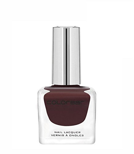 Colorbar CNL148 Luxe Nail Lacquer, 12ml (Chocolate Tan 148)