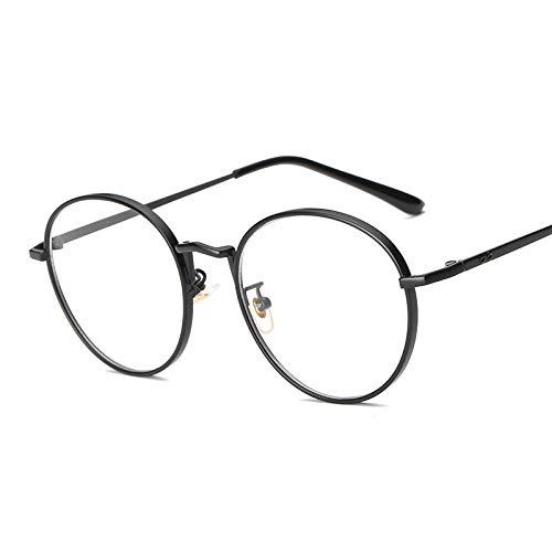 YMTP Frauen Brillen Designer Oval Rose Legierung Rahmen Druck Frauen Optische Klar Len Brille Unisex Brillen Rahmen Für Mann