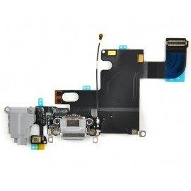 Connecteur de charge iphone 6 - gris