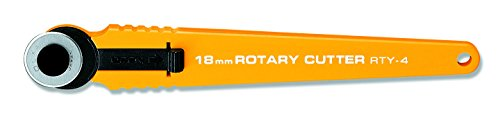 Olfa RTY-4 Ofla Cutter Extra, klein (Mm Rotary Cutter 18)