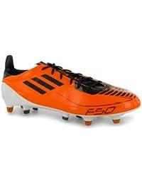 adidas Performance, Scarpe da calcio uomo Nero/giallo neon 6 UK - 39.1/3 EU